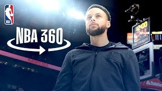 NBA 360 | Stephen Curry's Game Day Rituals
