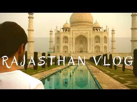 INDIA RAJASTHAN VLOG/ THIS PLACE IS INSANE