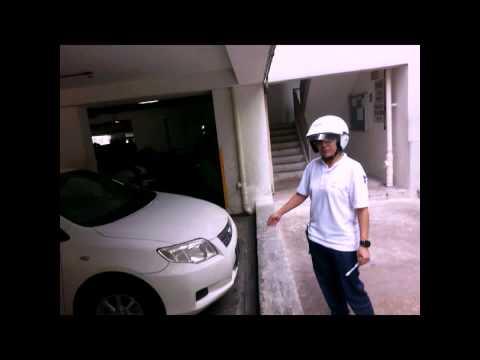 SG50-My Story-Parking at HDB.....