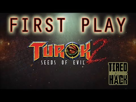 First Play - Turok 2: Seeds Of Evil (Xbox One X)