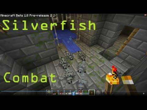 Docm77´s Minecraft Special: Silverfish Combat [Beta 1.8]