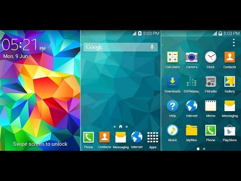 Galaxy Ace GT-S5830. S5 rom android 4.4 KitKat