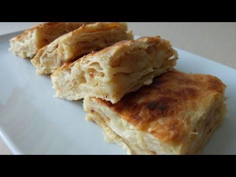 Borek with Potatoes | Potato Pastry | Borek Recipe