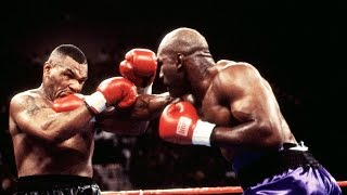 Mike Tyson vs Evander Holyfield #Legendary Night# HD