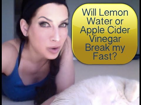 Will Lemon Water Break My Fast (FAST FRIDAY FAQs)
