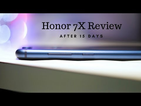 Honor 7X Review After 15 Days - Mi A1 Killer?