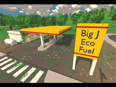 Unturned - Comment remplir un véhicule d'essence ?