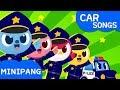 Police Car Song Miniforce Car Songs Mini Pang TV Kids Song