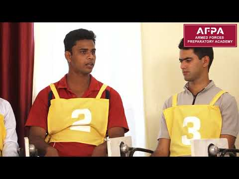 A Glimpse Into Picture Perception and Discussion Test | AFPA Nagpur