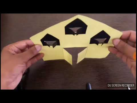 How to make 3d paper for kids school project with cardboard paper children craft