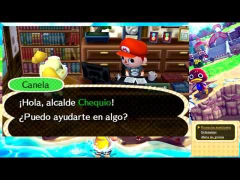 Animal Crossing: New Leaf - Parte 17 - La casa del Sueño + Alcantarilla - Chequio