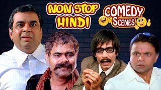 Non-Stop Hindi Comedy Scenes - Akshay Kumar - Rajpal Yadav - Govinda - Vijay Raaz - Paresh Rawal