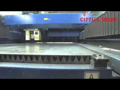Laser Cutting Mild steel