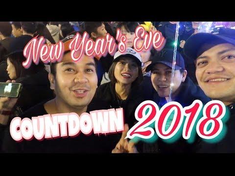 VLOGMAS: NEW YEAR'S EVE 2018 COUNTDOWN + NEW VLOGGER? + CONG TV IDOL!