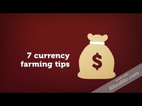 Path of Exile - 7 currency farming tips - Faster earning PoE farming guide