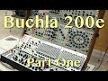 Download  The Mighty Buchla 200e Modular Synthesizer Part 1| Tutorial  MP3,3GP,MP4
