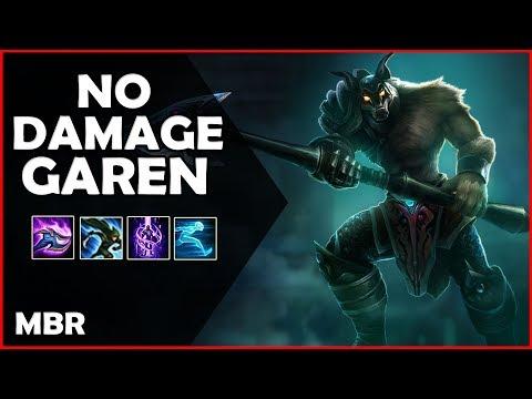Where Is Your Damage Garen? | Green DreadKnight Nasus Vs Garen | RTD #21