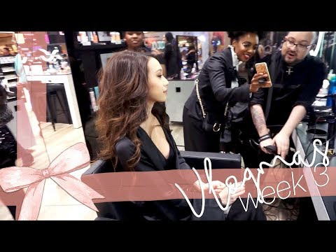 Gift Unboxing & MAC Event! Vlogmas Week 3