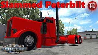 American Truck Simulator | Peterbilt 389, CAT 3406E
