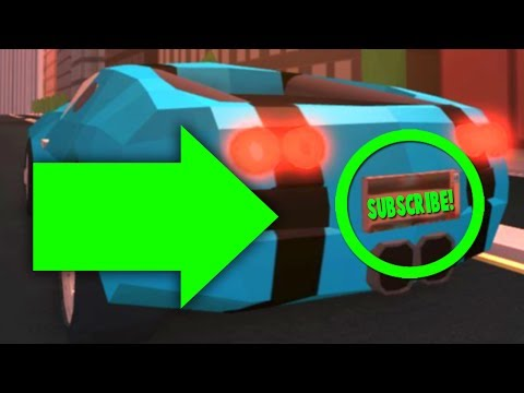 HOW TO CUSTOMIZE YOUR LICENSE PLATE IN ROBLOX JAILBREAK!!