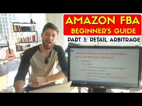 How to Sell on Amazon FBA in 2018: #3 Retail Arbitrage (RA)