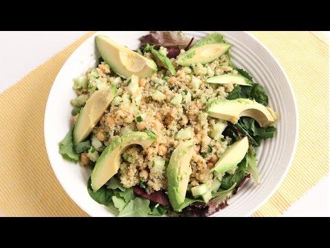 Quinoa & Avocado Salad Recipe - Laura Vitale - Laura in the Kitchen Episode 945