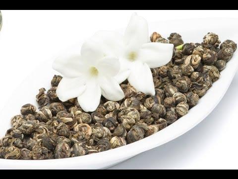 Dragon Pearls (Jasmine Green Tea) - Rivertea Videos