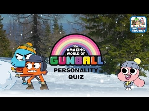 The Amazing World of Gumball: Personality Quiz (Cartoon Networks Quiz)