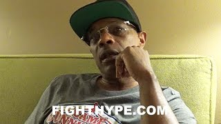 TRAINER CUNNINGHAM OPEN TO DEVON ALEXANDER TUNING UP KEITH THURMAN; REVEALS FUTURE PLANS