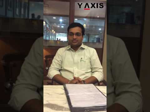 Y-Axis client Bhuvanesh Chandha's review on his USA H4 dependent visa processing