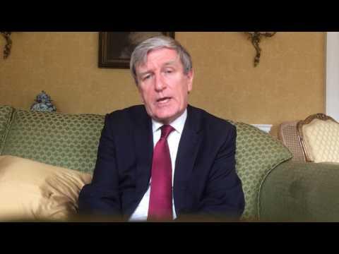 Ambassador Mulhall on John Dulanty – Video 2 of 3