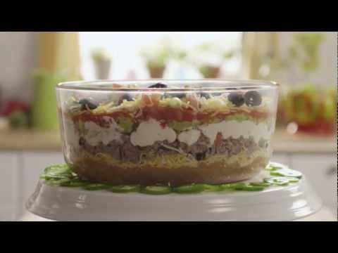How to Make Seven-Layer Dip | Allrecipes.com