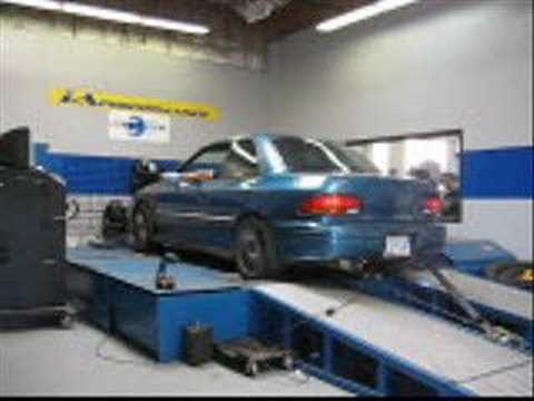 IA performance Dyno Day 2007
