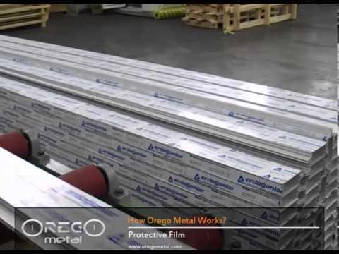 Aluminium Protective Film