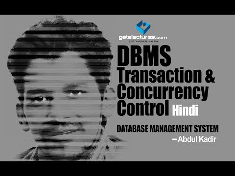 DBMS | Concurrency Control Protocols | Two Phase Locking Protocol - Hindi