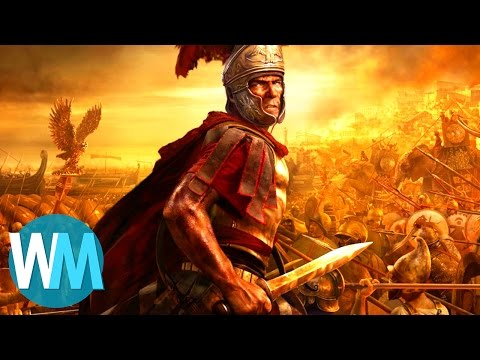 Top 10 Strategy Games Where You Control History