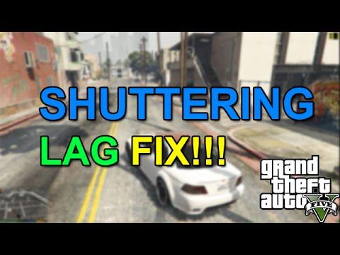 How to FIX GTA 5 stuttering, lag [Nvidia GPU] Solved
