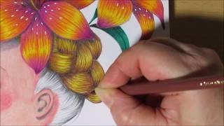 Flip Through Speed Coloring Coloriage Wild Emmanuelle