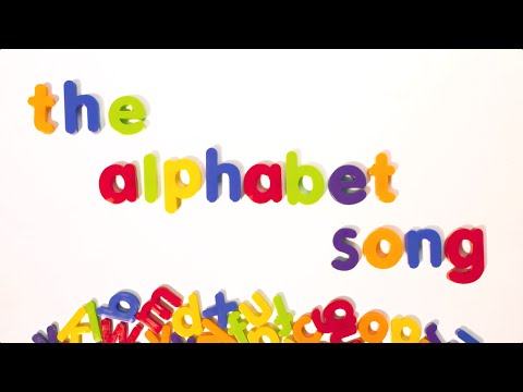 The ABC Song | Easy Alphabet Song | Super Simple ABCs
