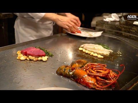 Lobster & Steak Teppanyaki - Gourmet Food in Las Vegas