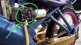 Wau Keren.... Solusi Mudah Mengatasi Masalah Kotoran Pada Motor Anda