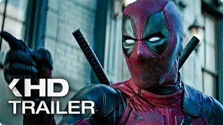 DEADPOOL 2 Teaser Trailer German Deutsch (2018)