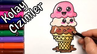 Dondurma çizimi Videos 9tubetv