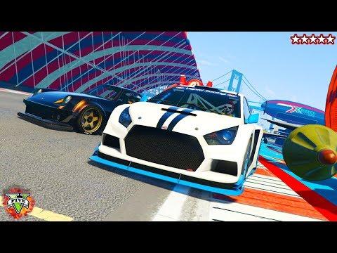 GTA 5 Online RANDOM CRAZY RACES With The Crew - GTA 5 Online Gameplay- GTA 5 Online w/ The Crew