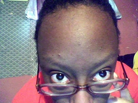 HOW TO COVER A BIG FOREHEAD OR FIVEHEAD