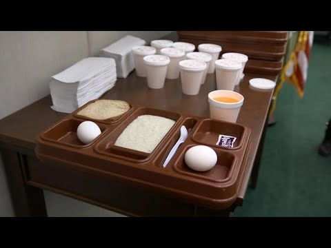 Alabama sheriff legally pockets leftover jail food funds