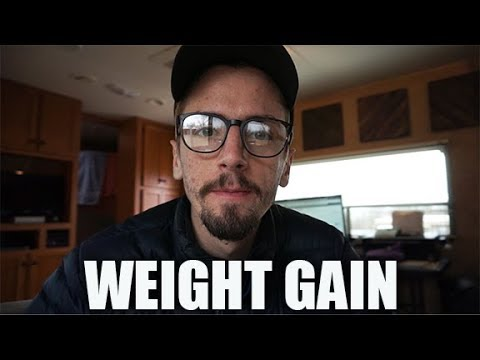CYSTIC FIBROSIS & WEIGHT GAIN | FULL TIME RV LIVING + CYSTIC FIBROSIS (1-20-18)