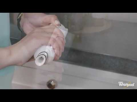 Replacing Your Water Filter