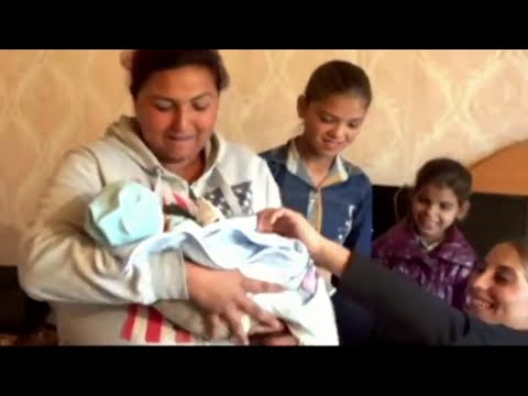 Lactation period (feed the baby) - Nursing tutorial video: Episode 5