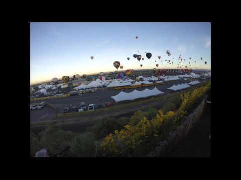 Balloon Fiesta 2015 Launch Last Day
